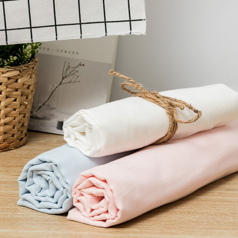 Cotton Gauze Towel Fabric Sewing-Material Baby-Napkin Eco-Friendly Fluorescent-Free Double-Layer title=