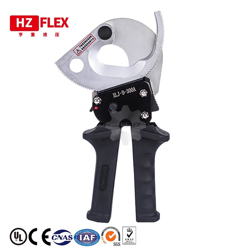 Manual Cable Cutting Tool Ratcheting Ratchet Cable Cutter  armoured Cu/Alu cable|Hydraulic Tools| |  - title=