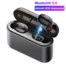 True Wireless Earbuds Bluetooth Earphone Handfree Earphones TWS Wireless Headpho
