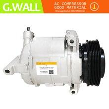 New CSP15 A Compressor For Chevrolet Cruze AC 687997689 13250601 107150157 98953608 114180049 19WC2858