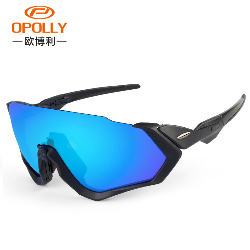 New Style Flight Jacket 9401 Cycling Glasses Sports Windproof Glasses For Riding