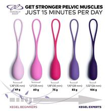 Boule Kegel Vaginal Ball Geisha Set Vibrator Safe Silicone Smart Simulator Bolas Weights Chinese For Women