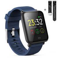 Montre intelligente Q9 tension artérielle fréquence cardiaque moniteur de sommeil Bracelet IP67 étanche Sport Fitness Trakcer montre hommes femmes Smartwatch