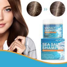 240ml Original Hair Thickening Sea Salt Shampoo Bar Loss Hair Restoration Enhance Hair Hair Care Anti Root Grow B2K6