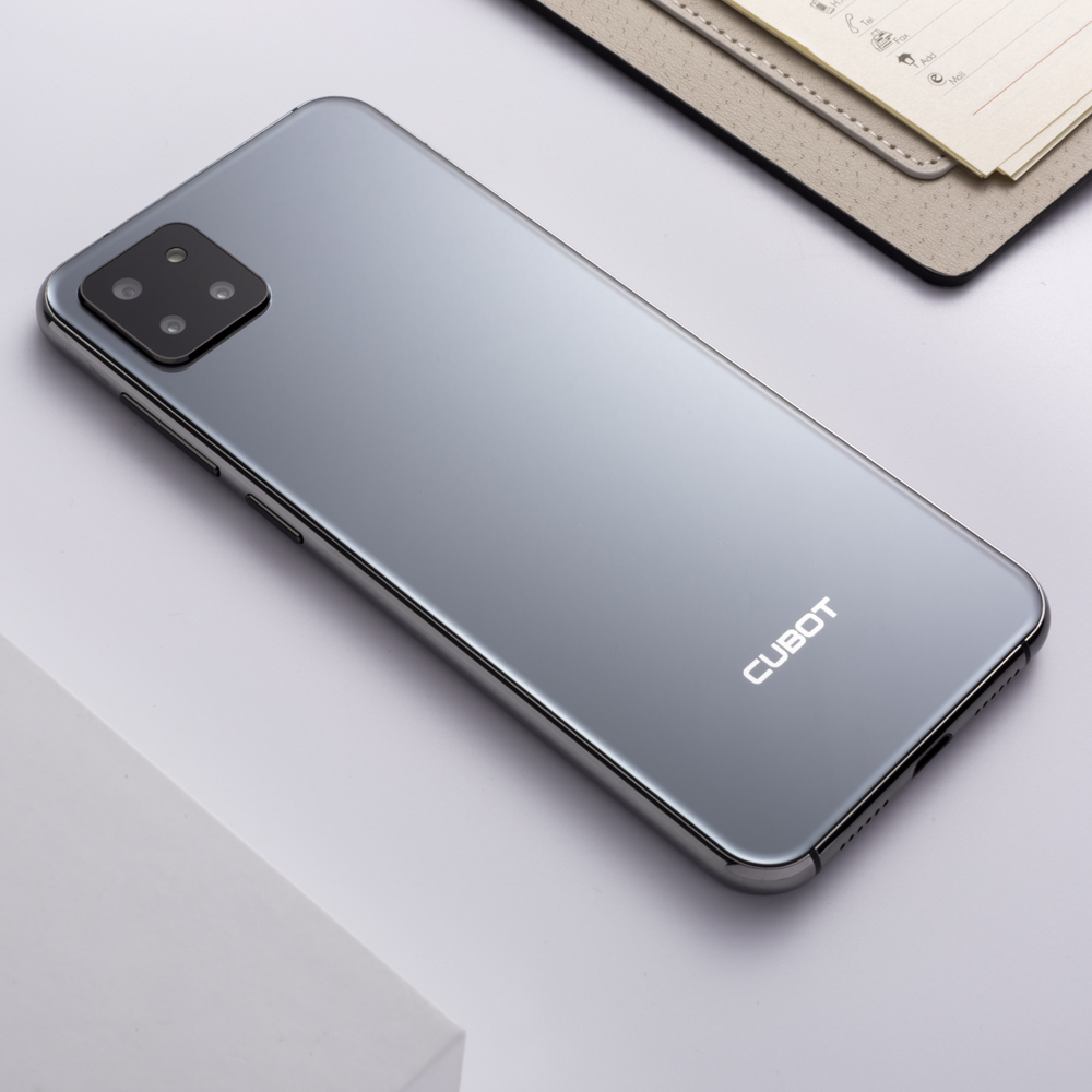 """Image 5 - Cubot X20 Pro Smartphone 6.3"""" FHD+Waterdrop Screen 6GB+128GB Android 9.0 AI Mode Triple Camera Face ID Cellura Helio P60 4000mAh-in Cellphones from Cellphones & Telecommunications"""