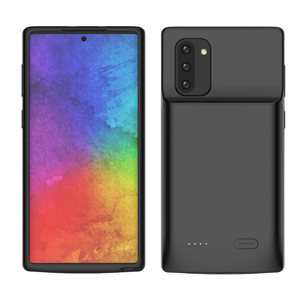 5200Mah Extended Phone Battery Power Case For Samsung Galaxy Note 10+ Powerbank Charge Cover For Samsung Galaxy Note 10+ G3