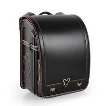 Оригинальный школьный рюкзак disney для девочек Детский с Микки