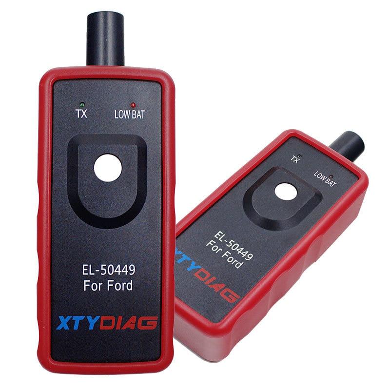 EL50449 TPMS Tool For Ford Focus Fusion Fiesta Mustang Explorer Edge Escape Ranger Flex Car Tire Pressure Monitor Sensor