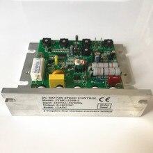 DC fırça motoru hız regülatörü JYMC 220B I 230VAC 12ADC torna kontrol panosu kontrol panosu mini torna