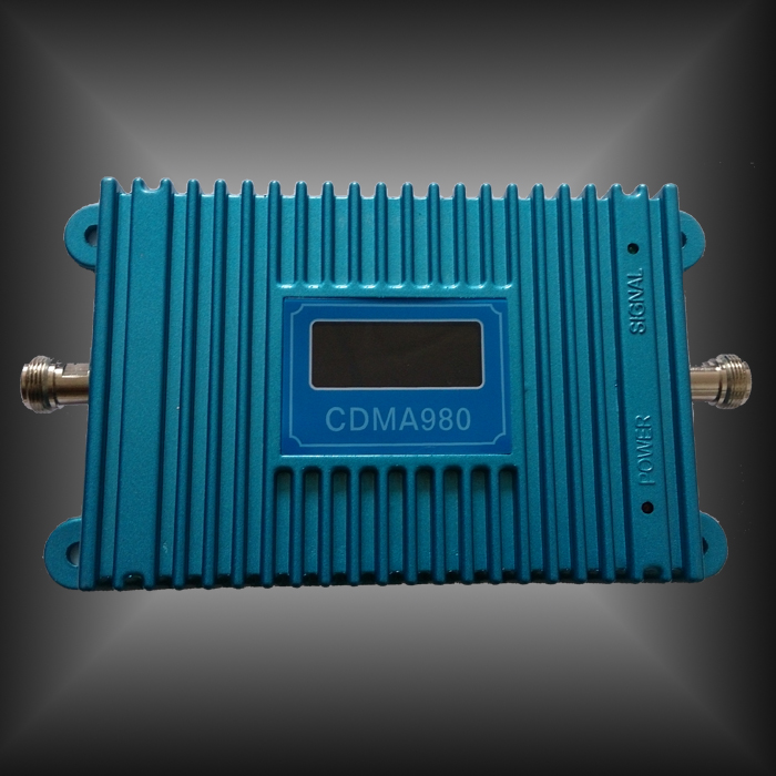 Telecom Cdma850m Mobile Phone Signal Amplifier Display Screen Intelligence Signal Enhanced Device