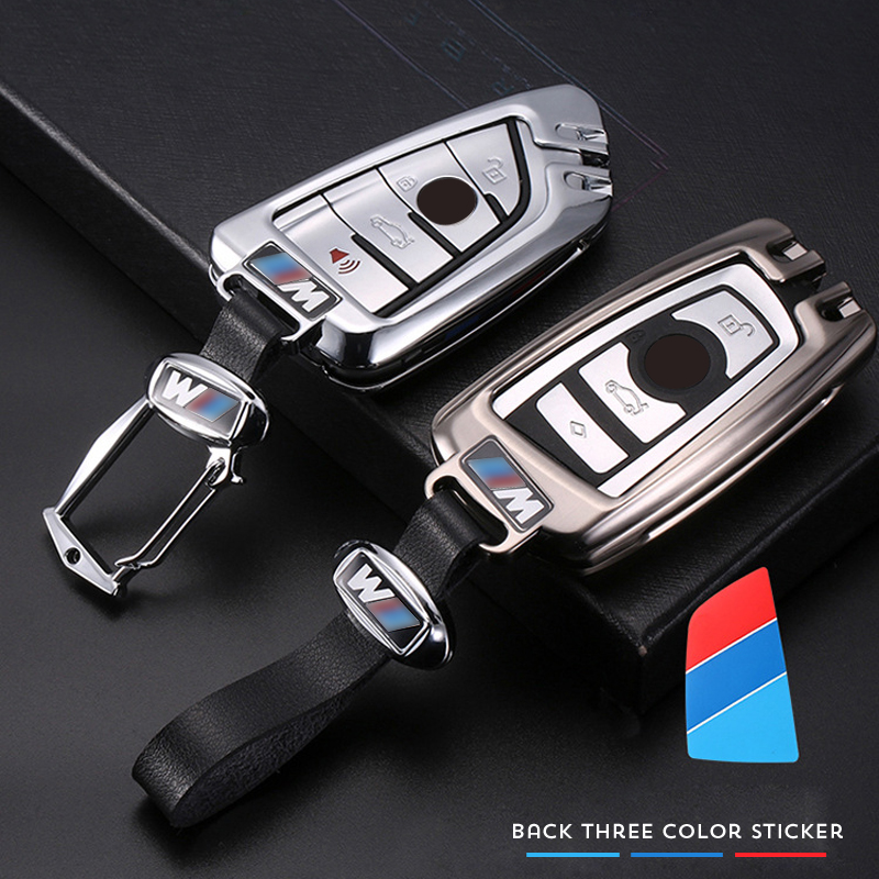 Car Key Case Cover For BMW 520 525 F30 F10 F18 118i 320i 1 3 5 7 Series X3 X4 M3 M4 M5 Car Styling Protection Key Shell