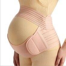 3PCS Breathable Belly Band Pregnancy Belt Maternity