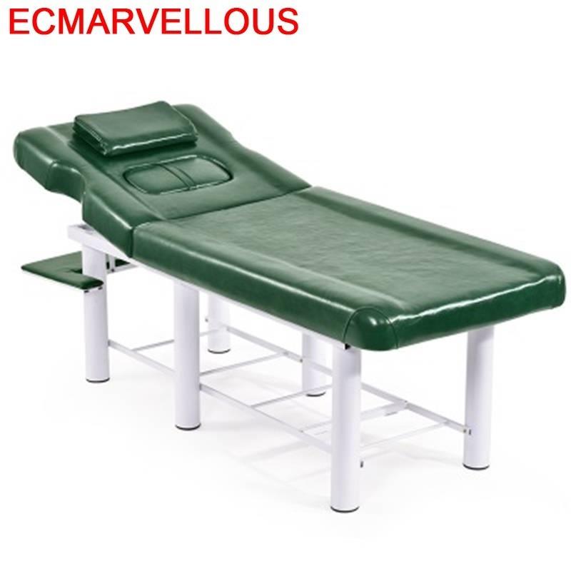 Lipat Foldable Mueble De Lettino Massaggio Beauty Massagetafel Salon Chair Folding Camilla Masaje Plegable Table Massage Bed