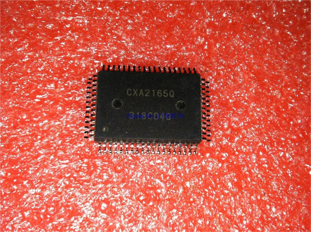1pcs/lot CXA2165Q CXA2165 QFP-64 New Original Quality Assurance In Stock