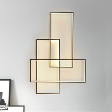 Wall Lamp Remote Control Modern Led Fixture Kitchen Sconce Lights Luminaires Bathroom Luces Dimmable бра remote
