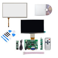 INNOLUX 7 inch Raspberry Pi LCD Touch Screen Display TFT Monitor AT070TN90 with Touchscreen Kit HDMI VGA Input Driver Board