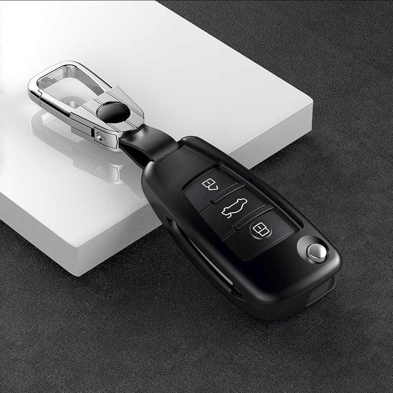 Kiểu Dáng xe Hợp Kim Nhôm Tự Động Khóa Chống Lưng cho Xe Audi A3 S3 Q2l Q3l