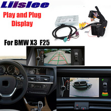 Interface-Adapter Parking-Camera Liandlee for BMW X3 F25 CCC CIC NBT Special-Model Display-Upgrade