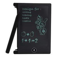 4,4 дюймов Портативный Смарт ЖК-планшет для письма электронный блокнот для рисования Графический блокнот для рукописного ввода доска с кноп...