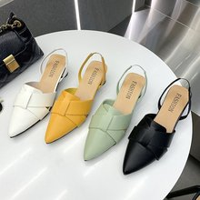 2021 Spring and Summer Women's Sandals Chic Pointed High Heel Sandals Sexy Ladies Sandals Fashion Women's Shoes