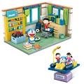 Высоко Восстановленный Doraemon Nobita Nobis комната сборка машина времени модель строительные блоки Набор кирпичей классические наборы детские иг...