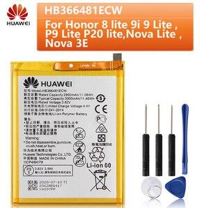 Image 3 - Batería de teléfono Original hb5076rbc para Huawei A199 G606 G610 G700 Honor 8 lite P10Lite P20lite G9 Honor 10Lite Honor9 Ascend P10