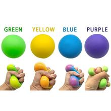 Hinder Stress Balls, Sensory Stress Relief Squeeze Ball Toys & Games for Kids And Adults Soft Stretchy Toy