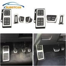 Xburstcar pour Skoda KAMIQ Combi SCALA Octavia Rapid superbe Karoq Kodiaq 2017 - 2021 LHD à MT pédales de voiture couvre-pédale