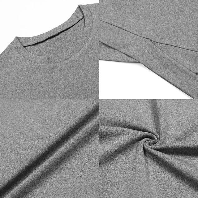 Cross Back Running T-Shirt  4