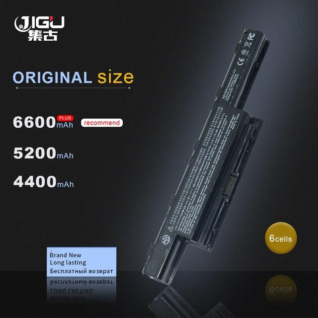 JIGU Batteria Del Computer Portatile Per Acer TravelMate 5742 5742G 5744 5742Z 5742ZG 5760 5744G 5744Z 5760ZG 5760G 5760Z 6495T 6495 6495G 6595G