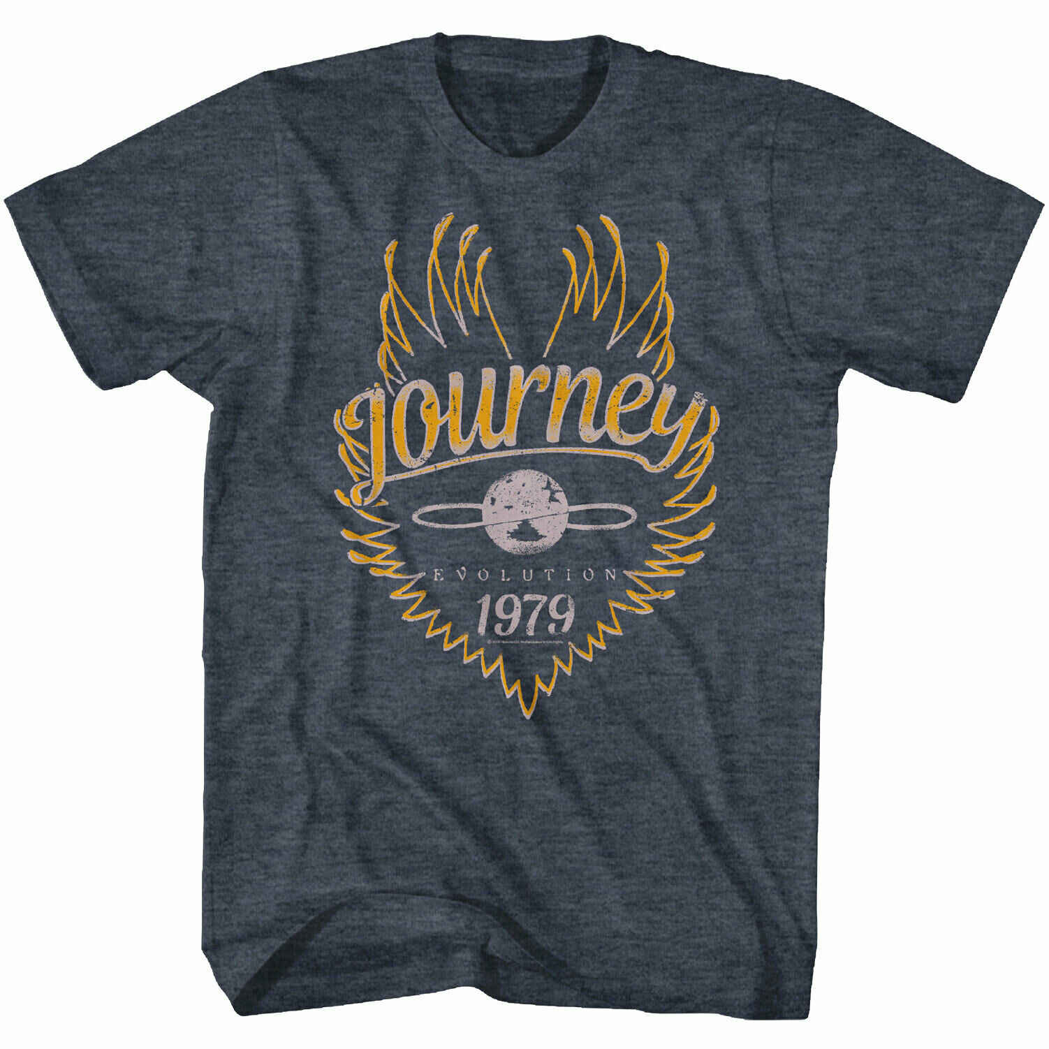 Journey Evolution Tour 1979 Мужская футболка рок-группа винтажная концертная музыка Merch Nicki Minaj футболка Billie Eilish