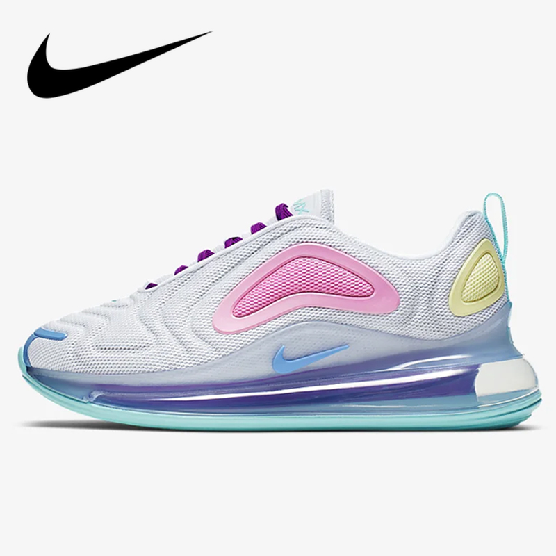 Original Authentic Nike Air Max 720 Women's Running Shoe Breathable Sports Sneakers Comfortable Fashion 2019 New AR9293-102