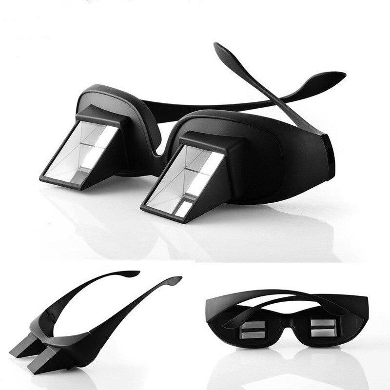 Ультра HD Ленивые очки TV рефракционные очки складные зеркальные HD горизонтальные|Мужские очки для чтения|   | АлиЭкспресс