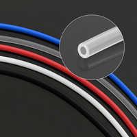 1 PTFE Longa-distância Do Bico Da Mangueira de Alimentação do medidor para Atualizar CR10/3 Ender Para 3D Peça Da Impressora Acessórios suprimentos
