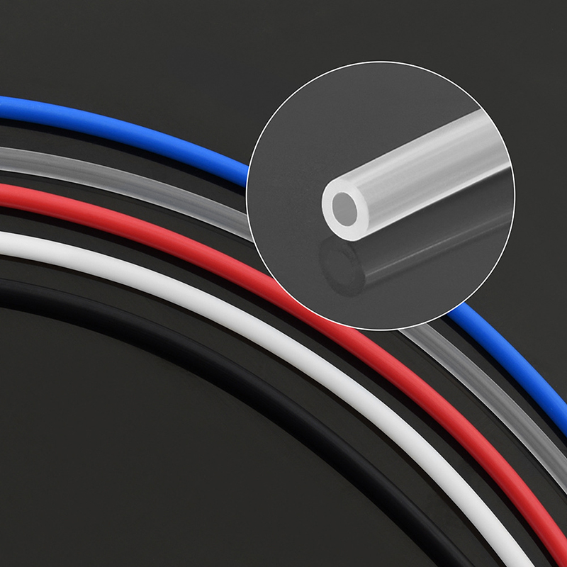 1 Meter PTFE Long-distance Nozzle Feeding Hose For Upgrade CR10/Ender 3 For 3D Printer Part Accessories Supplies