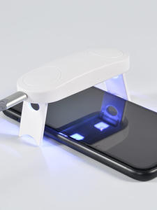 Lights Interface Uv-Curing-Lamps Phone-Screen Ultraviolet-Gel Foldable Type-C Android