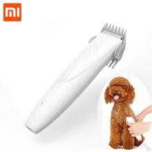 Neue Xiaomi Pawbby Hund Katze Haar Trimmer Professional pet pflege Elektrische clippers Haustiere Haar Cut Maschine Wiederaufladbare Sicherheit