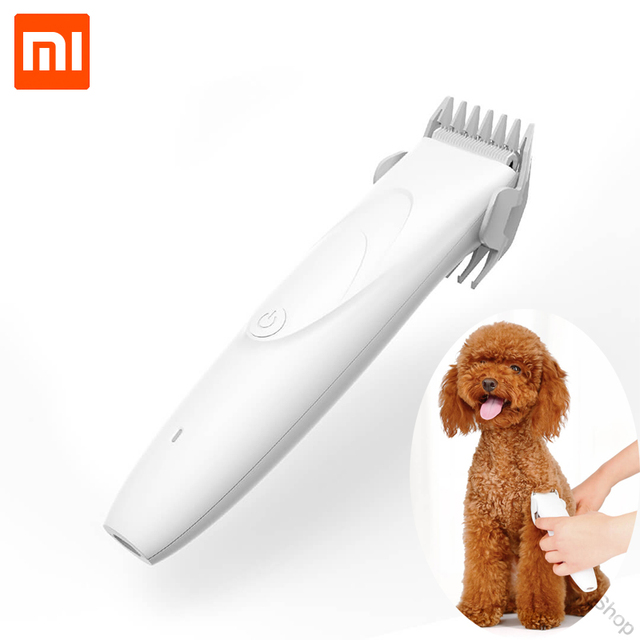 ใหม่ Xiaomi Pawbby สุนัขแมว Trimmers มืออาชีพ Pet Grooming ไฟฟ้า Clippers สัตว์เลี้ยงตัดผมเครื่องชาร์จความปลอดภัย