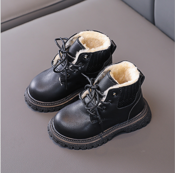 moda quente inverno meninas meninos sapatos de 01
