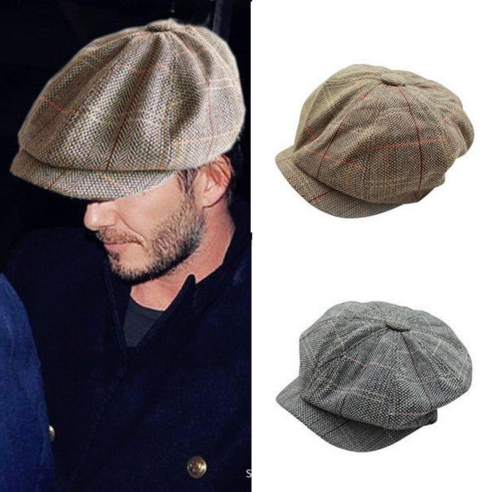 Stylish Irish Driving Cap,Beret hat,Newsboy Cap,Winter Cap,Flat Caps Grey