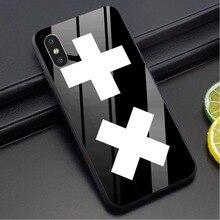 Hybrid Martin Garrix Tempered Glass Phone Case for