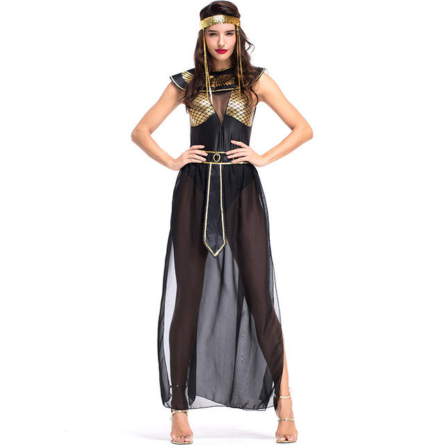Women's Egyptian Party Costume
