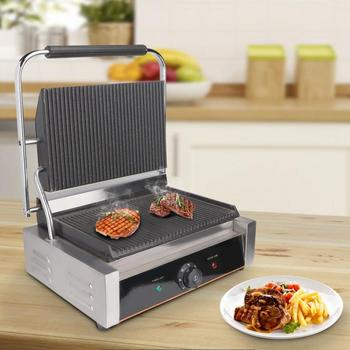 2200W Nonstick Sandwiches Maker Toaster Electric Bubble Egg Cake Oven Panini Press Breakfast Waffle Machine 1500w waffle maker for snack coffee shop electric waffle oven egg bubble oven bakery machine kitchen accessories