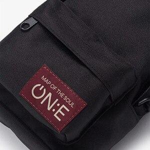 KPOP Bangtan Boys карта ON E альбом ON E рюкзак холщовые сумки через плечо посылка аниме унисекс должны сумки для мужчин и женщин