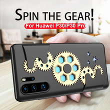 Mechanical Gear Shockproof Case For Huawei