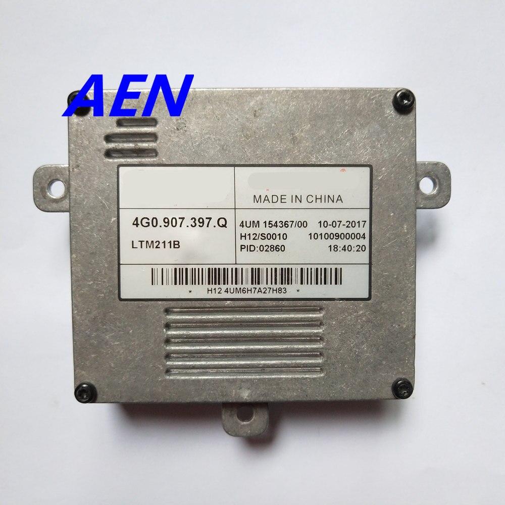 OEM Audi VW LED Ligth Control Module 4G0907397Q