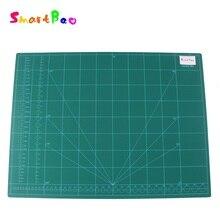 A2 White Core Cutting Mat Double Printed Self Healing Cutting Mat Craft Quilting Scrapbooking Board 60x45cm