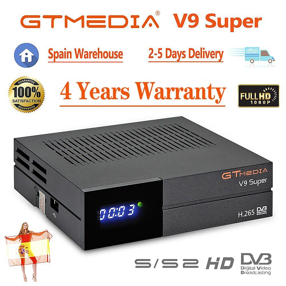 1080P декодер GTmedia V9, Супер Спутниковый приемник, такой же, как GTmedia V8 nova, рецептор Full HD h.265 Gtmedia v8 honor GTmedia v8x