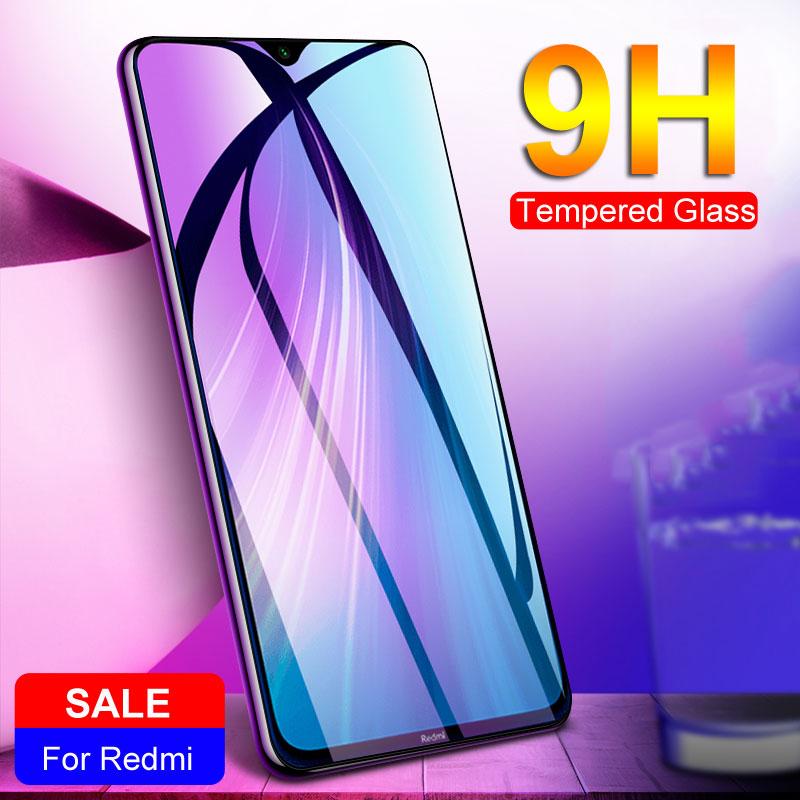 9H Screen Protector Tempered Glass For Xiaomi Redmi 7A 8A  Note 7 8 Pro GO S2 Protective Glass For Mi 9 SE Mi9 Lite F1 Play Film