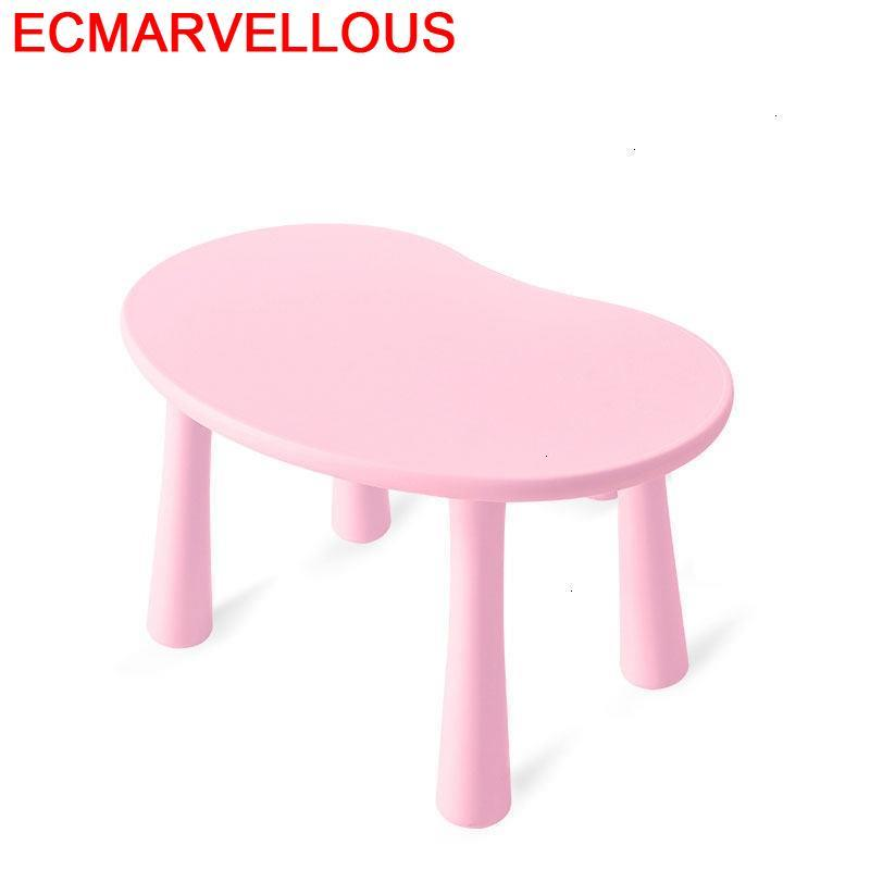 Kindertisch Scrivania Mesa De Estudo Play Tavolino Bambini And Chair Kindergarten For Kids Kinder Study Enfant Children Table
